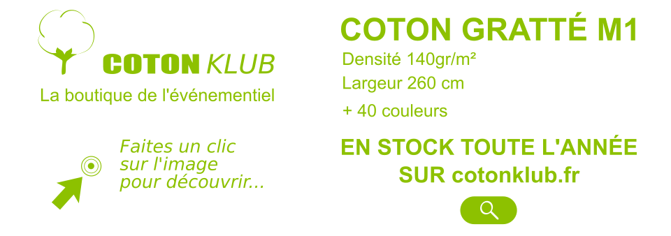 coton gratté m1